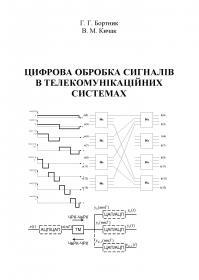 Обкладинка для Цифрова обробка сигналів в телекомунікаційних системах